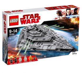 75190 LEGO® STAR WARS® First Order Star Destroyer™