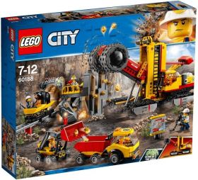 60188 LEGO® City Mining Experts Site