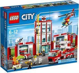 60110 LEGO® City Fire Station
