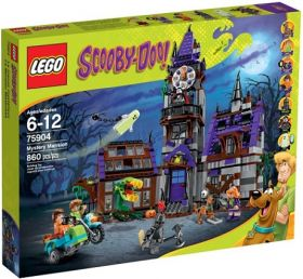 75904 LEGO® Scooby Doo Mystery Mansion