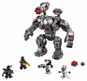 76124 LEGO® Super Heroes War Machine Buster