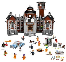 70912 LEGO® THE LEGO® BATMAN MOVIE Arkham Asylum