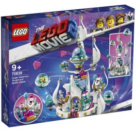 70838 LEGO® MOVIE 2™ Queen Watevra's 'So-Not-Evil' Space Palace