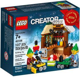 40106 LEGO® CHRISTMAS Toy Workshop