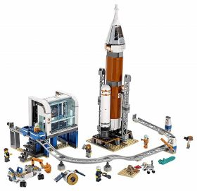 60228 LEGO® CITY Deep Space Rocket and Launch Control