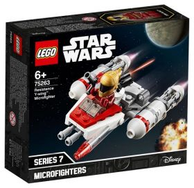 75263 LEGO® STAR WARS® Resistance Y-wing™ Microfighter