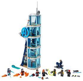 76166 LEGO® SUPER HEROES Avengers Tower Battle