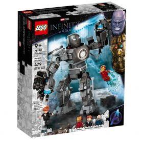 76190 LEGO® Super Heroes Iron Man: Iron Monger Mayhem