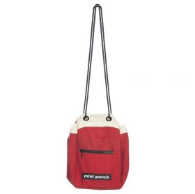 Play Pouch Mini Rocket Red