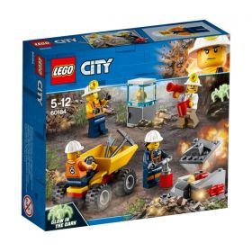 60184 LEGO® City Mining Team