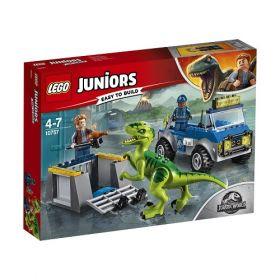 10757 LEGO® Juniors Jurassic World Raptor Rescue Truck