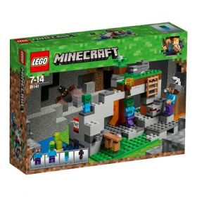 21141 LEGO® Minecraft™ The Zombie Cave