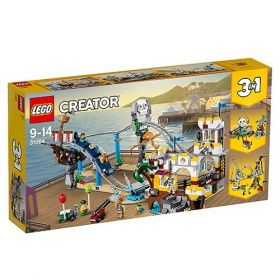31084 LEGO® CREATOR Pirate Roller Coaster