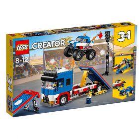31085 LEGO® CREATOR Mobile Stunt Show