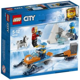 60191 LEGO® CITY Arctic Exploration Team