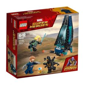 76101 LEGO® Super Heroes Outrider Dropship Attack