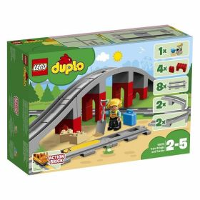 10872 LEGO® DUPLO® Train Bridge and Tracks