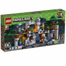 21147 LEGO® Minecraft™ The Bedrock Adventures