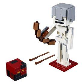21150 LEGO® Minecraft™ Skeleton BigFig with Magma Cube
