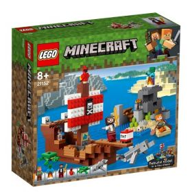 21152 LEGO® Minecraft™ The Pirate Ship Adventure