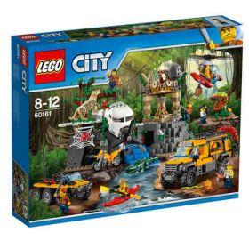 60161 LEGO® CITY Jungle Exploration Site