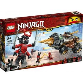 70669 LEGO® NINJAGO Cole's Earth Driller
