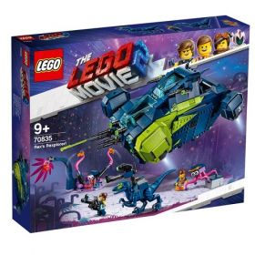 70835 LEGO® THE LEGO® MOVIE 2™ Rex's Rexplorer!