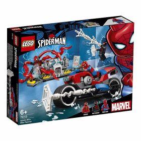76113 LEGO® Super Heroes Spider-Man Bike Rescue