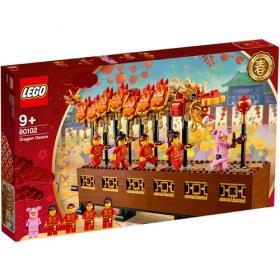 80102 LEGO Dragon Dance