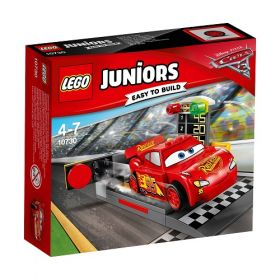 LEGO® JUNIORS Lightning McQueen Speed Launcher 10730