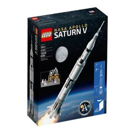 21309 LEGO® Ideas NASA Apollo Saturn V