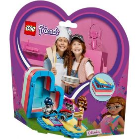 41387 LEGO® FRIENDS Olivia's Summer Heart Box