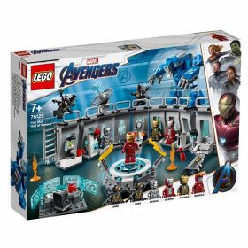 76125 LEGO® Super Heroes Iron Man Hall of Armor
