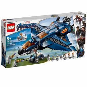 76126  LEGO® Super Heroes Avengers Ultimate Quinjet