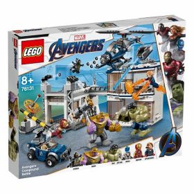 76131 LEGO® Super Heroes Avengers Compound Battle