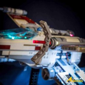 LIGHT MY BRICKS Kit for 10240 Red Five X-Wing Starfighter