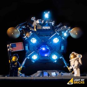 LIGHT MY BRICKS Kit for 10266 NASA Lunar Lander
