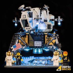 LIGHT MY BRICKS Kit for 10266 NASA Lunar Lander