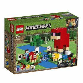 21153 LEGO® MINECRAFT™ The Wool Farm
