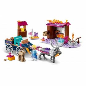 41166 LEGO® DISNEY™ PRINCESS Elsa's Wagon Adventure