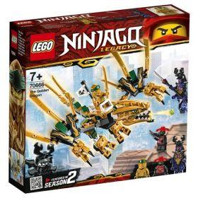 70666 LEGO® NINJAGO The Golden Dragon