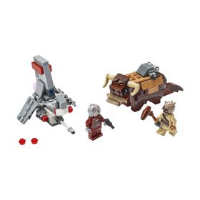75265 LEGO STAR WARS T-16 Skyhopper vs Bantha Microfighters
