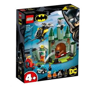 76138 LEGO® SUPER HEROES Batman™ and The Joker™ Escape