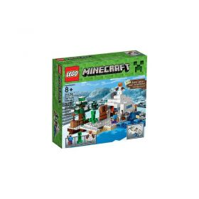 21120 LEGO® Minecraft™ The Snow Hideout