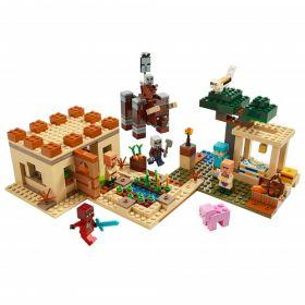 21160 LEGO® MINECRAFT™ The Illager Raid