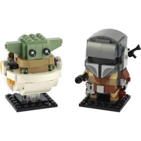75317 LEGO® BrickHeadz™ STAR WARS® The Mandalorian™ & the Child