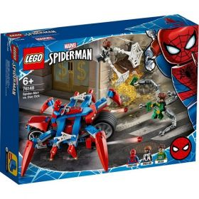 76148 LEGO® SUPER HEROES Spider-Man vs. Doc Ock