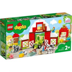 10952 LEGO® DUPLO® Barn, Tractor & Farm Animal Care