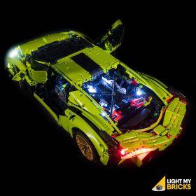 LIGHT MY BRICKS Kit for 42115 Lamborghini Sián FKP 37