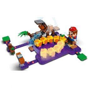 71383 LEGO® Super Mario™ Wiggler's Poison Swamp Expansion Set